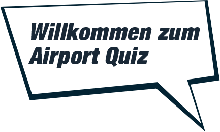 Welcome to the Airport Quiz!