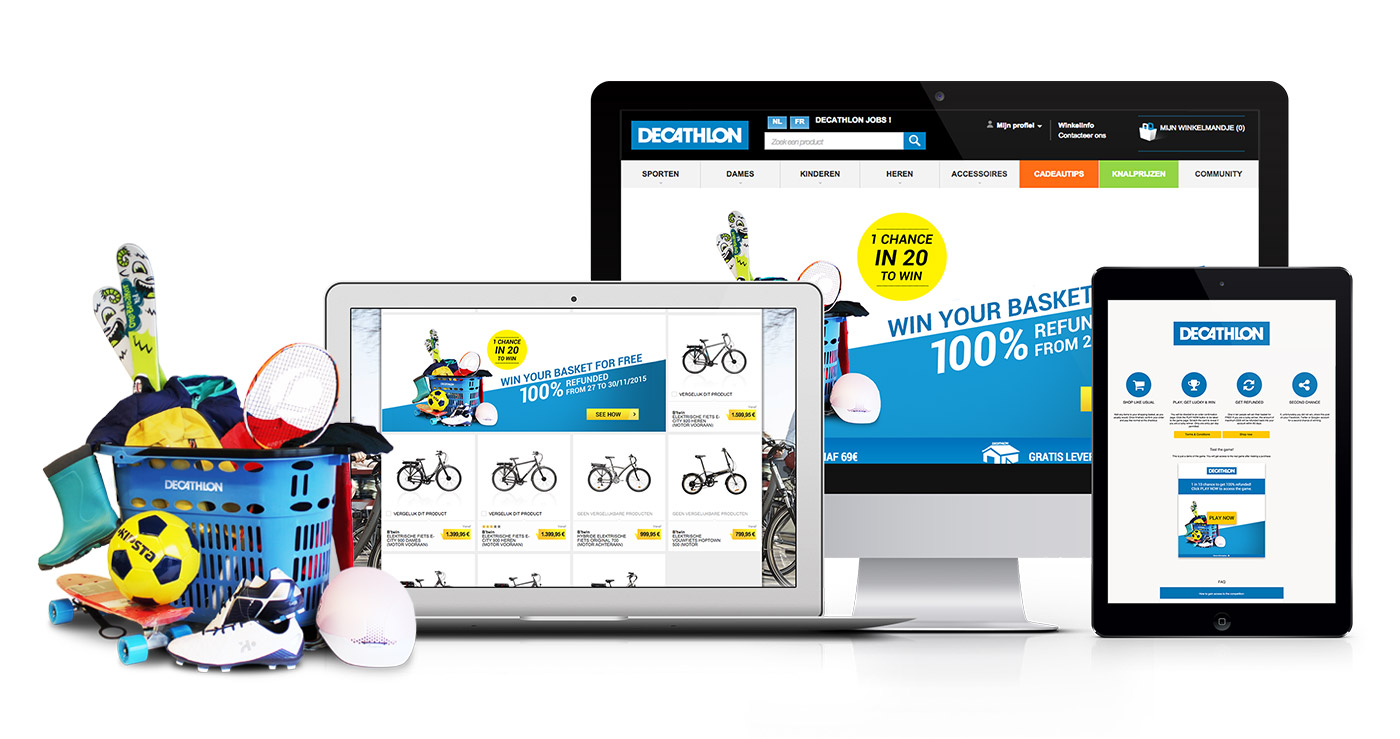 Decathlon en